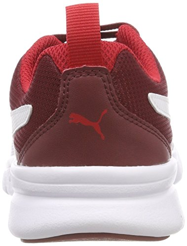 Pomegranate 10 Chaussures Mixte Essential Cross Puma puma Rouge de Adulte Flex White wqTEnPx