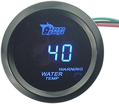 Pixnor Auto Digital Led Kühlwasserthermometer Elektronik