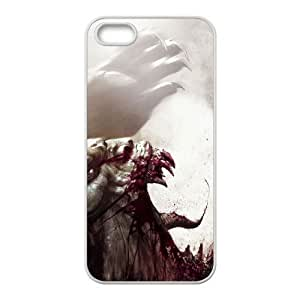 Iphone 5,5S Night Phone Back Case Personalized Art Print Design Hard Shell Protection FG096027
