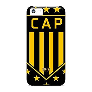 Rosesea Custom Personalized Iphone 5c Hard Back With Bumper Cases Covers Penarol