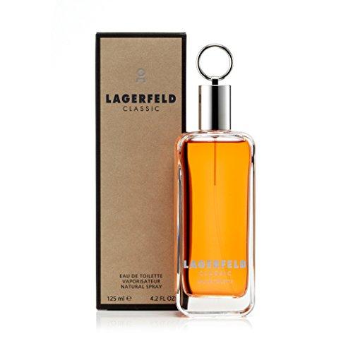 Lagerfeld By Karl Lagerfeld For Men. Eau De Toilette Spray 4.2 Oz