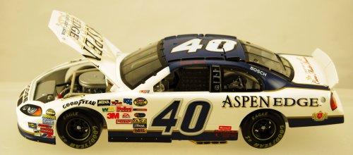 Action - 2004 - NASCAR - Sterling Marlin - #40 Coors Light / Aspen Edge Car - Dodge Intrepid - 2004 - 1:24 Scale - 1 of 264 - Rare - Bank - Limited Edition - Collectible (Dodge Intrepid Bank)