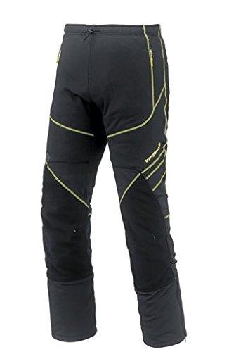 Trango Moher - Pantalón Largo para Hombre, Color Negro