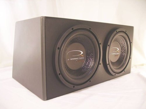 - Q-Reference (by Alphasonik) Subwoofer/Amplifier Package (PARTYPAK1P) (PARTYPAK1P)