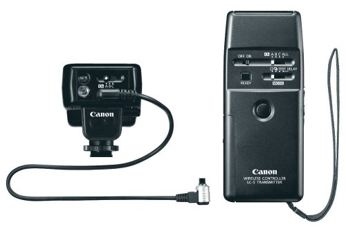 Canon LC-5 Wireless Controller for select EOS Digital SLR Cameras by Canon
