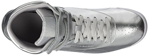 visit sale online discount very cheap Reebok Women's Bs9944 Gymnastics Shoes Silver (Silver Metallic/Steel/White 0) clearance many kinds of free shipping best place sJo0C71S