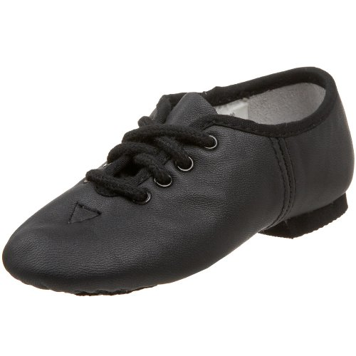 Dance Class J100 Leather Jazz (Toddler/Little Kid),Black,8.5 M US Toddler Black Leather Tap Oxford
