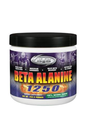 STS Beta Alanine 1250, 250-Grammes