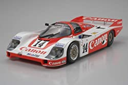 Tamiya Porsche 956 1:24 Scale Model Kit by Tamiya