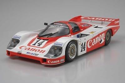 Tamiya Porsche 956 1:24 Scale Model Kit by Tamiya