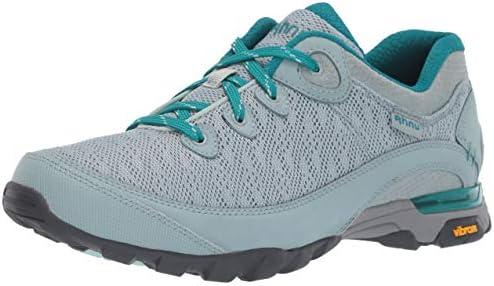 6da28cc14b4 Ahnu Women's W Sugarpine II AIR MESH Hiking Shoe Grey Mist 7 Medium ...