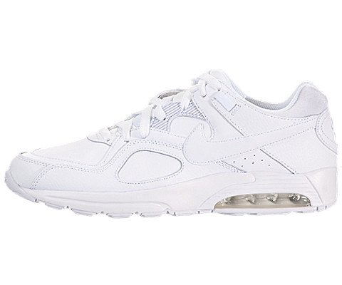 Nike Men's Air Max Go Strong LTR White/White/White Running Shoes 11 Men US For Sale