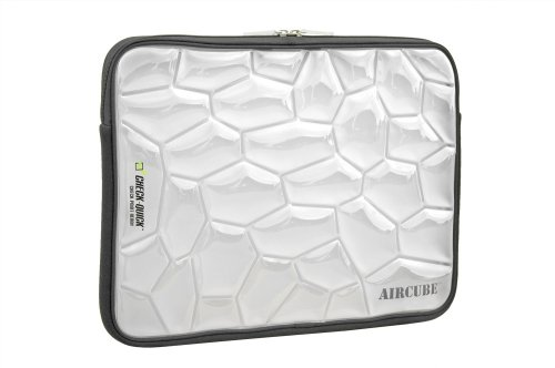 - Sumdex Aircube Thermoplastic Urethane and Neoprene Notebook Sleeve for up to 17-Inch Notebook Computer (Black)