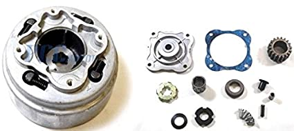 amazon com manual clutch assembly for 70cc 110cc 125cc chinese dirt125cc Clutch Diagram #3