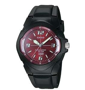 Casio Men's MW600E-4AV 10-Year Battery Analog Resin Watch
