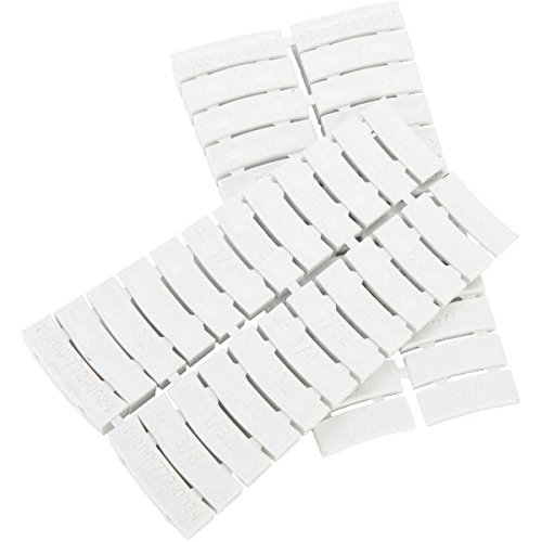EZ-SHIM JS500BP 4-Count Bath Fixture Shims (Plastic Shims Toilet)