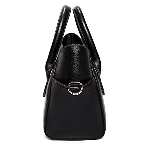 Bag Women's XMLiZhiGu Cute Ear 2 Girls' Black Leather Purse Handbag Kitty Bags Pu Crossbody Shoulder Cat qqpCPRgn