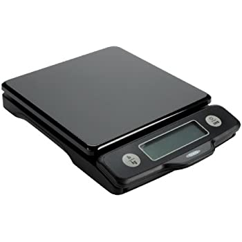 OXO Good Grips 5 LB Food Scale w/Pull-Out Display, Black
