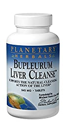 The liver plays an important role in detoxification. The Chinese herb bupleurum has a unique reputation for deeply cleansing this overburdened organ. Planetary Herbals Bupleurum Liver Cleanse combines this Chinese classic with renowned herbs from thr...