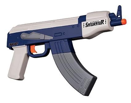 Amazon com: Saturator AK-47 Water Gun - Colors May Vary