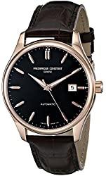 Frederique Constant Men's FC303C5B4 Index Stainless Steel Watch