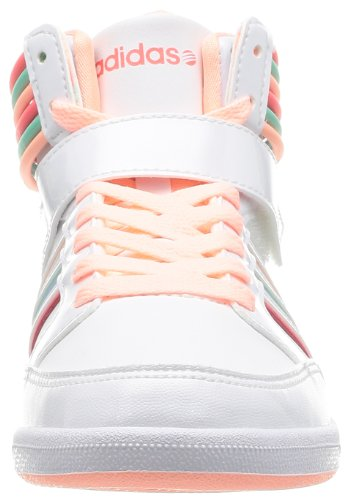 Adidas Neo Hoops Bangle W Damen Sneaker Weiß