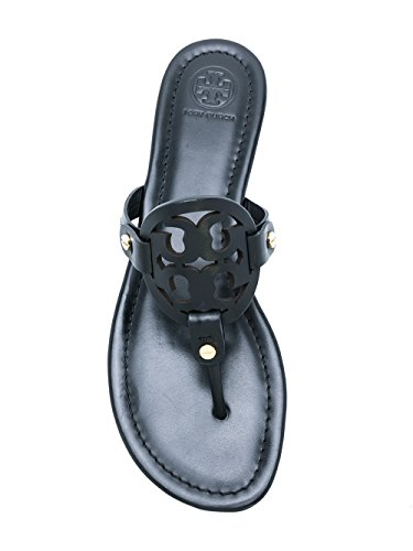 Tory Burch Ladies 50008694001 Sandali In Pelle Nera