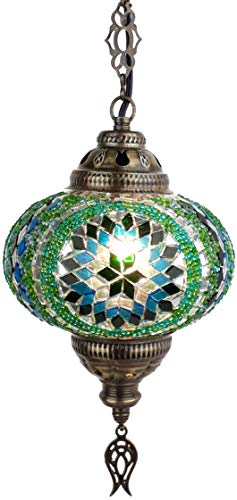 Ice Globe Pendant Light