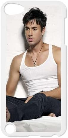 Enrique Iglesias iPod Touch 5 Case White phone component ...
