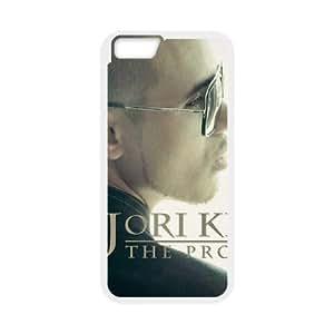JORI REY LA PROMESA funda iPhone 6 de 4,7 pufunda LGadas del teléfono celular Funda cubierta blanca, funda de plástico caja del teléfono celular