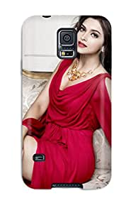 Premium Durable Deepika Padukone 34 Fashion Tpu Galaxy S5 Protective Case Cover