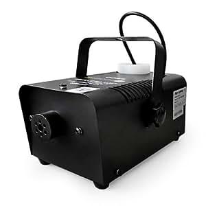 Ibiza LSM400 - Máquina de humo 400 W, color negro