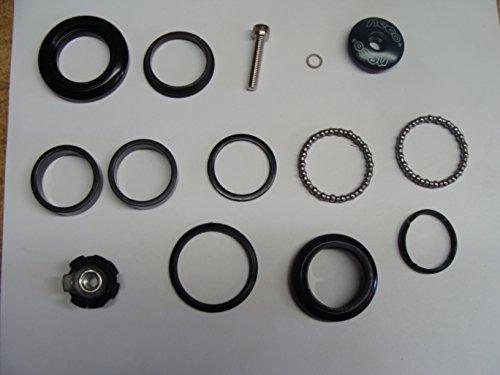 R4bikes / Neco Threadless 1 1/8 Headset 15 Piece Set w/ Star (Star Nut Set)