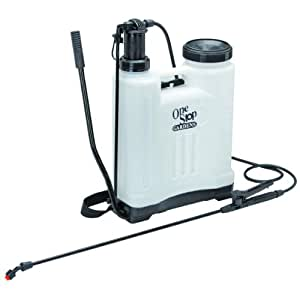 4 Gallon Backpack Sprayer with 4 Nozzles