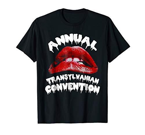 Rocky T Shirt Horror Lip For Men Women Kids Halloween -