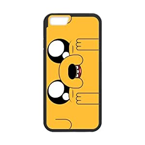 Amazing iphone 6 Case Cover adventure time cute jake Pattern Tough iphone 6 Hard Back Protector mlb nfl nhl High Quality PC Case Oakland Raiders nd00123 for iPhone 6 Case