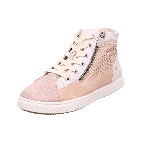 Mustang 5042-501 Mädchen Sneakers rose-Cassis