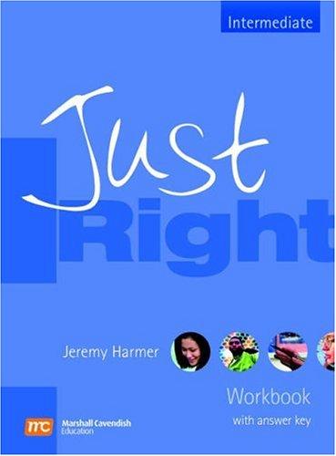 Just Right Workbook