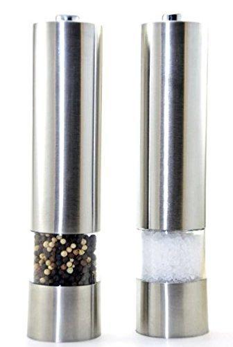 Set Pepper Mill Shaker Salt Pepper