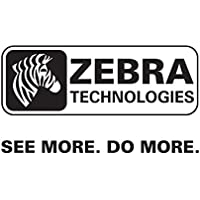 Zebra Technologies 10010031 Z-Perform 2000D Labels 4 x 2 Inch 5 Inch OD 1240 LabelsRoll and 6 RollsCase