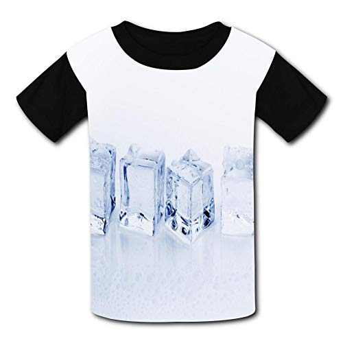 Cube Ice Cube Child Short Sleeve Fashion T-Shirt Of Boys And Girls S]()