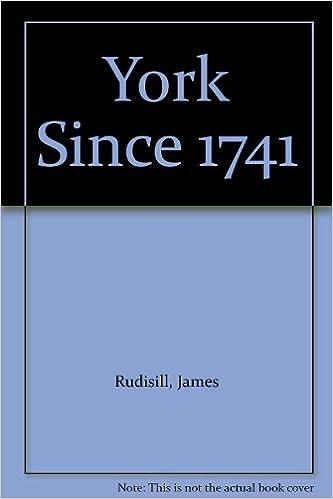 York Since 1741