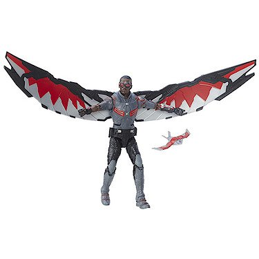Hasbro Captain America Civil War Marvel Legends Marvel's Falcon Exclusive Action Figure by Hasbro