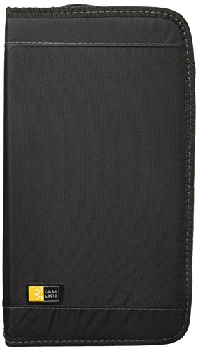 Case Logic CD/DVDW-92 100 Capacity Classic CD/DVD Wallet (Black) ()