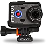 Veho Muvi K-Series K-2 SPORT | 1080p | HD | WiFi | Camcorder | Action Camera | Sports Camera | Action Cam | 12MP Camera | Protective Silicone Case and Carry Case (VCC-006-K2S)