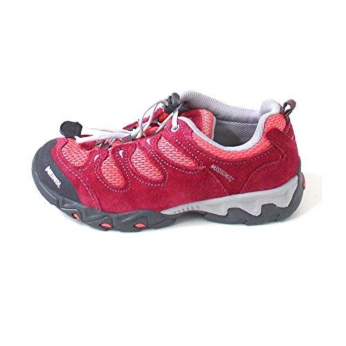 Meindl 2057-80 - Zapatos de cordones para niño rojo erdbeer/pink Tarango Junior erdbeer/pink Tarango Junior
