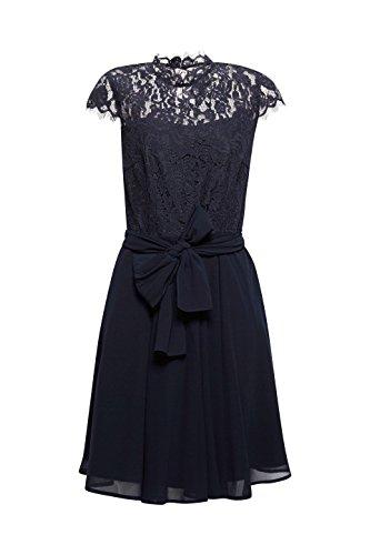 Fiesta Mujer Navy ESPRIT Collection Vestido 400 para Azul de q7x7tOP0wX