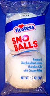 product image for Hostess 5 Double Packs of Individually Wrapped SNO BALLS