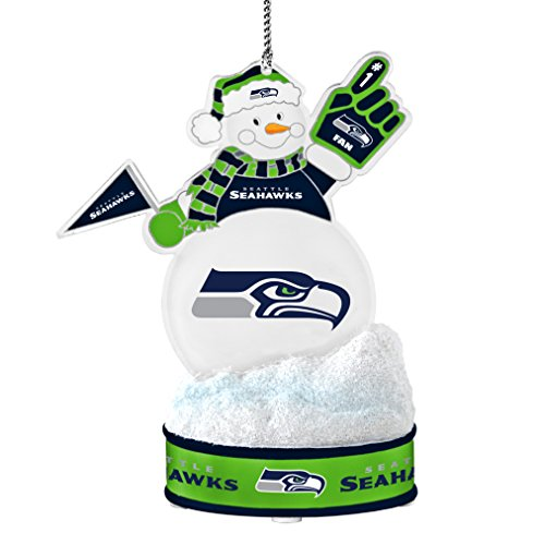 Seattle Christmas Tree Lighting: Seahawks Snowmen, Seattle Seahawks Snowman, Seahawks