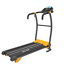 F4H Motorised Folding Treadmill ES-A103 Olympic Cardio Elect...